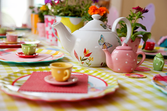 Tea Roses Tea Room Menu